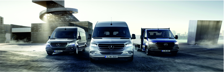 Sprinter Jadisa Mercedes-Benz